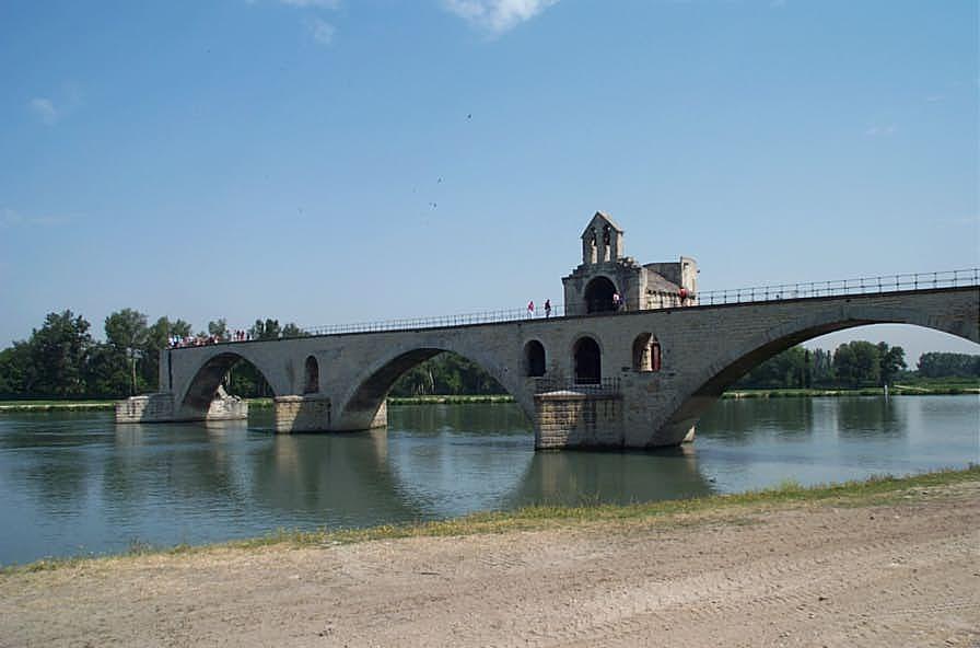 Le pont Benezet